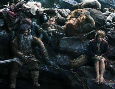 """Zwiastun """"Hobbita..."""" w wersji lego"""