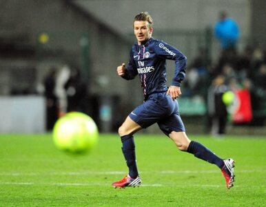 Beckham wygrał ligę w czterech krajach