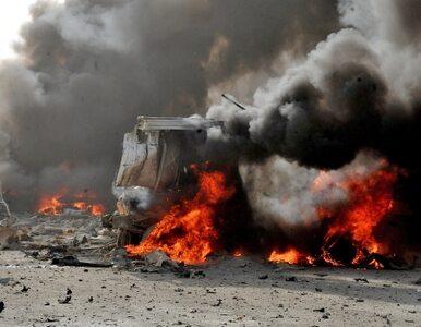 """Syria: armia zrównuje zbuntowane miasto z ziemią. """"Rakiety spadają na..."""