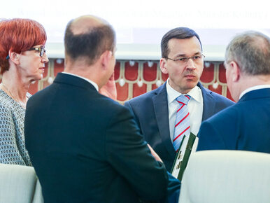 Konflikt w rządzie między Morawieckim a Rafalską? Chodzi o emerytury