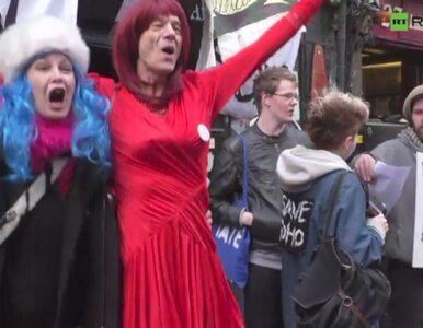 Transseksualiści okupują klub w Londynie. Nie chcą przebudowy
