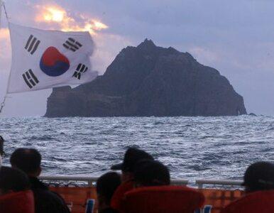 Będzie wojna o bezludne wyspy? Japonia wycofała z Korei Południowej...