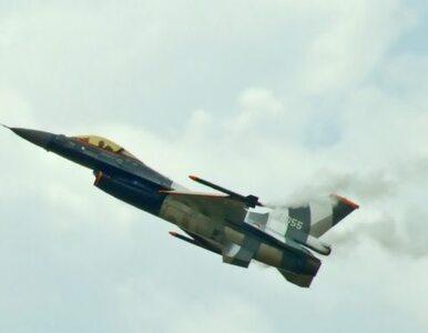 Polskie F-16 polecą na Alaskę