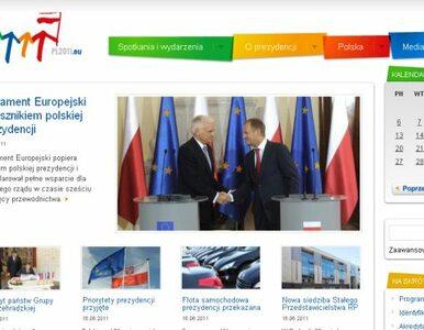 Ruszyła strona internetowa polskiej prezydencji