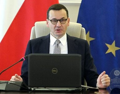 """Morawiecki odpowiada Putinowi w Politico. """"Rosja próbuje na nowo pisać..."""