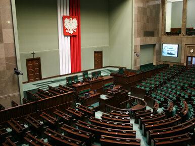 """Sejm skierował projekt """"Zatrzymaj aborcję"""" do dalszych prac w komisjach"""