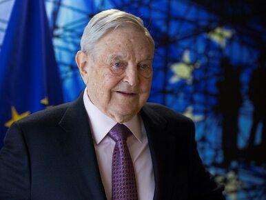 Soros zaskoczył wypowiedzią o uchodźcach. Ostrzega przed wielkim kryzysem