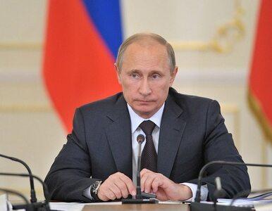 """""""Jeśli nie będzie nacisków na Moskwę, Putin zajmie pół Ukrainy"""""""