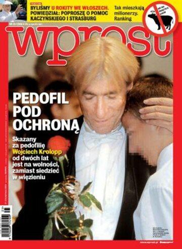 Okładka tygodnika Wprost nr 25/2013 (1582)