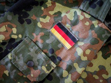 """Bundeswehra zwalnia za prawicowe poglądy. """"Tykająca bomba zegarowa"""""""