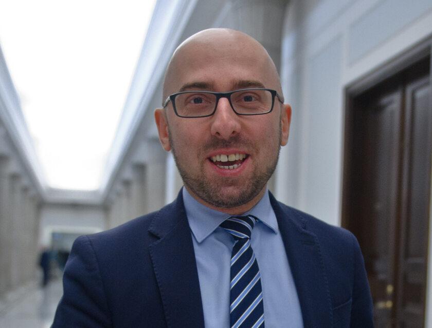 Krzysztof Łapiński - rzecznik prezydenta Andrzeja Dudy
