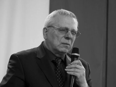 Zmarł Główny Inspektor Pracy Roman Giedrojć. Miał 67 lat