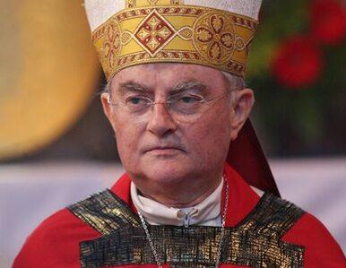 """""""Biskupi muszą wymrzeć"""". Abp Hoser spotka się z ks. Lemańskim"""