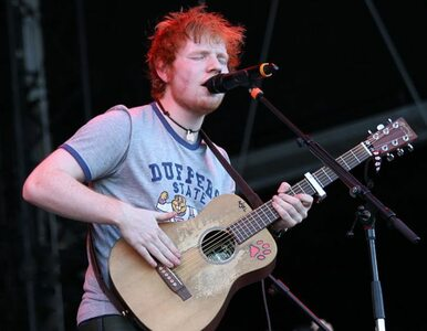 Ed Sheeran zagra dla polskich fanów na Torwarze
