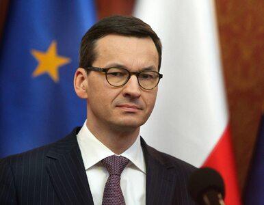 Premier Mateusz Morawiecki pojawi się na gali Człowieka Roku tygodnika...