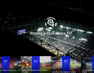 Ekstraklasa uruchamia platformę streamingową swoich rozgrywek