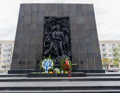 77. rocznica wybuchu powstania w getcie warszawskim. W południe zawyją...
