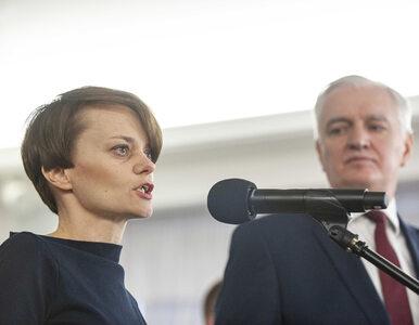Jak Gowin z Emilewicz walczą o miejsce w rządzie i przywództwo w partii
