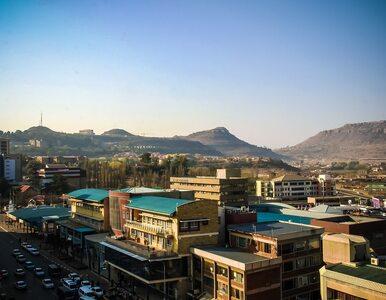 Pierwsza dama Lesotho oskarżona o morderstwo. Miała zabić swoja...