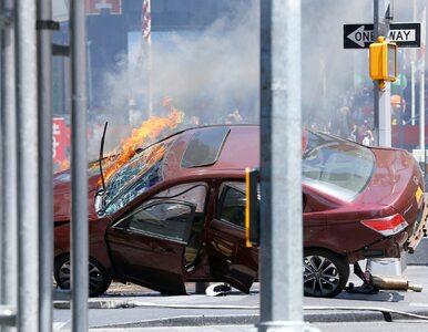 """Rojas wjechał w tłum na Times Square rozmyślnie. """"Chciał zabić wszystkich"""""""