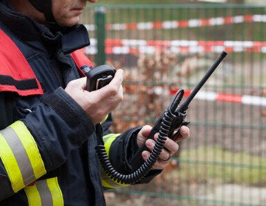 Pożar w mieszkaniu w Katowicach. Nie żyje jedna osoba