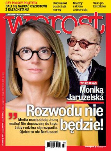 Okładka tygodnika WPROST: 7/2014