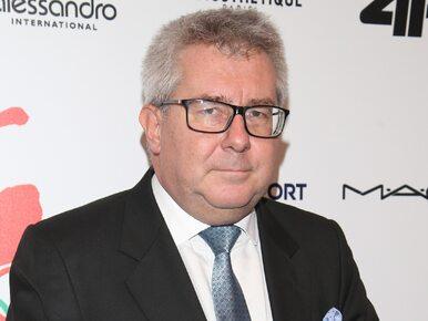 Ryszard Czarnecki zaliczył sporą wpadkę na radiowej antenie