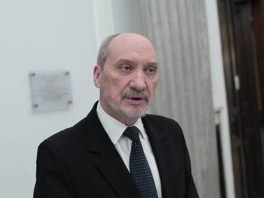 Macierewicz: Lasek i jego eksperci skupili się na winie polskich pilotów