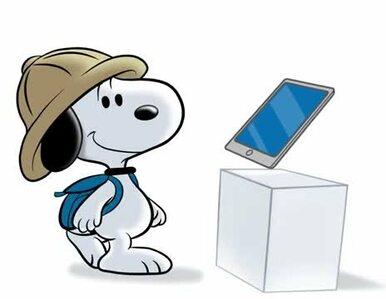 Snoopy edukuje