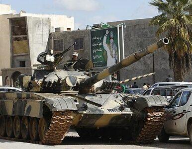Siły Kadafiego zdobyły Bregę. Kontrolują Adżdabiję