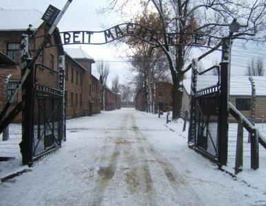 Afera na kolei - Żydom kazano wysiąść w Auschwitz i udać się pod...