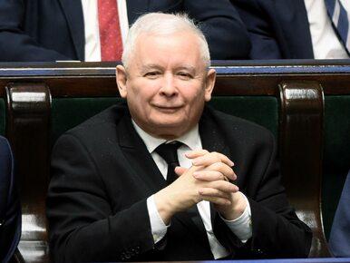 """Były prezes TK ostrzega przed Kaczyńskim. """"Chce mieć pełnię władzy"""""""
