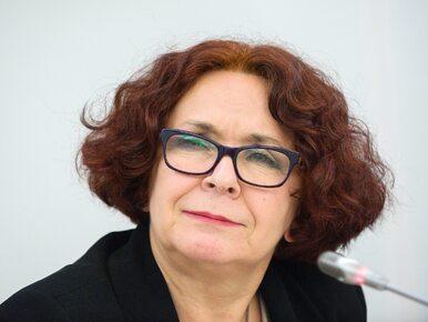 Elżbieta Kruk: Myślę, że Polska będzie wolnym regionem od LGBT