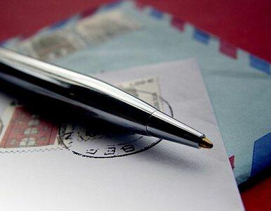 Sąd skazał 26-latka za... napisanie listu miłosnego