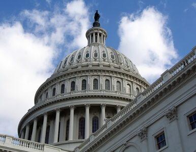 Amerykański Kongres potępił Rosję