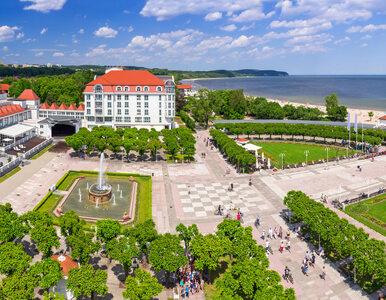 Sopot i powiat tatrzański w czerwonej strefie. Zasady dla turystów