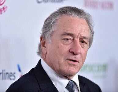 Robert De Niro dostał przesyłkę z ładunkiem wybuchowym. Aktor wystosował...