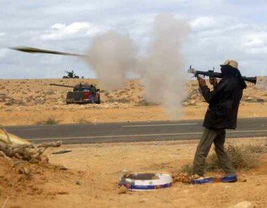 Bitwa o Syrtę - siły Kadafiego kontratakują