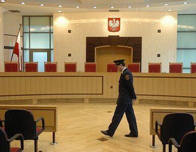 Nieznany sprawca grozi śmiercią sędziom Trybunału Konstytucyjnego