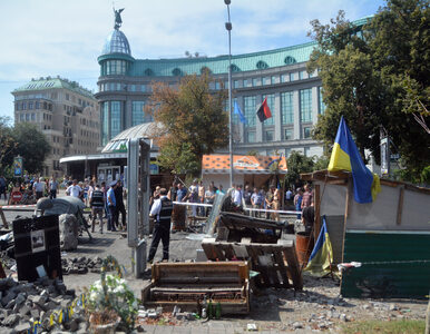 """Będzie trzeci Majdan na Ukrainie? """"Porażka wojskowo-propagandowa to..."""