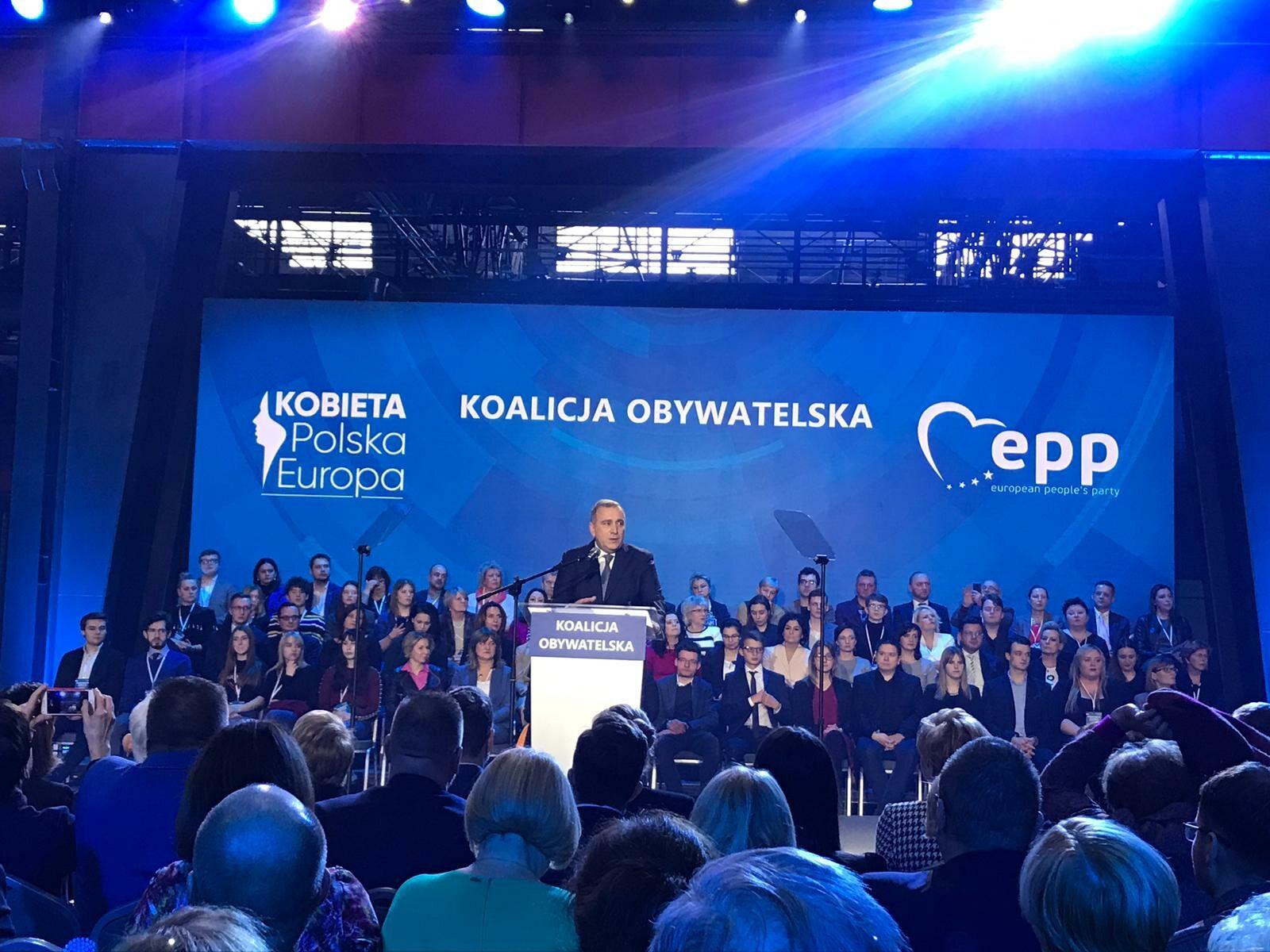Konwencja Koalicji Obywatelskiej