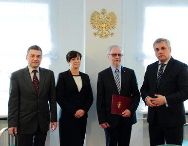Tadeusz Grocholski mianowany na zastępcę prezesa PAŻP