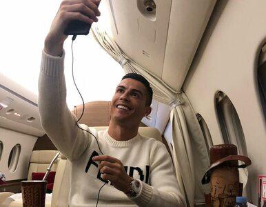 Urodzinowy film dla Cristiano Ronaldo. To prezent od mieszkańców jego...