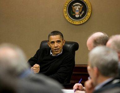 Amerykanie wciąż popierają Obamę