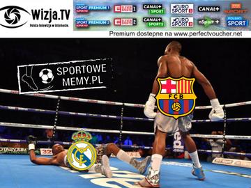 MEMY po meczu Barcelona - Real