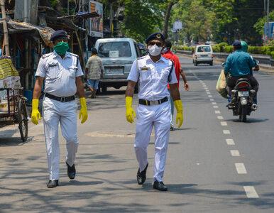 Kolejny dobowy rekord zakażeń w Indiach. Ponad 57 tys. przypadków w...