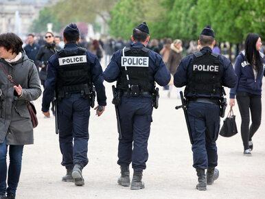 Francja. Zatrzymano 10 osób. Miały planować ataki na polityków