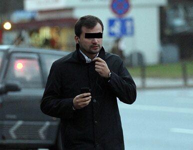 """Marcin D. zatrzymany przez CBA. """"Chodzi o wyłudzenie 13 mln złotych"""""""