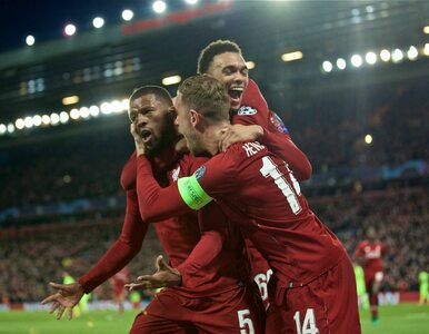 Polak postawił 49 tys. zł na awans Liverpoolu. Wygrał ponad pół miliona