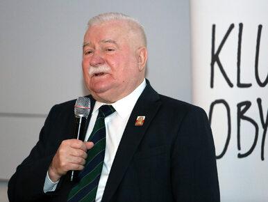 Cenckiewicz pokazał list Wałęsy do Jaruzelskiego. To korespondencja z...